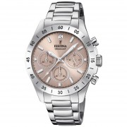 Reloj F20397/3 Plateado Festina Mujer Boyfriend Collection Festina