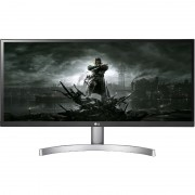 Monitor LED Lg 29WK600-W 2K+ Black Silver