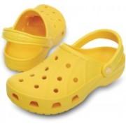 Crocs Men Yellow Sandals