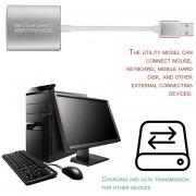 EY USB 3.0 Interfaz De Seguridad Tarjeta De Memoria Digital TF Tarjeta 2 En 1 Lector De Tarjetas-Genérico