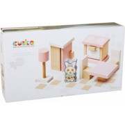 Jucarie Din Lemn Cubika - Set Constructii - My Kitchen