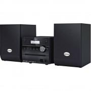Stereo uređaj Lenco MC-148 DAB+ AUX, CD, DAB+, UKV, 10 W crne boje