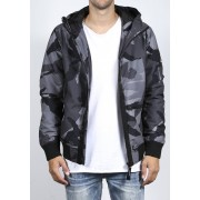 CHASIN' RETURN CAMO - Grijs - Size: Extra Large