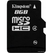 Memorija Micro SD 8GB Kingston Class4 SDC4/8GBSP **-