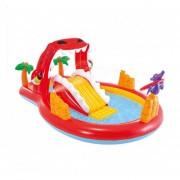 Alberca Centro de juegos Infantil Happy Dino Intex