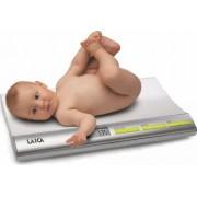 Cantar pentru bebelusi Laica PS3001 20 kg Diviziune 5 g Argintiu