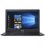 Лаптоп Acer Aspire Swift 1 SF114-31-P5L5/14.0 инча, HD Acer ComfyView/ Intel Pentium Quad Core N3710, NX.SHWEX.026