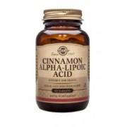 Cinnamon alpha lipoic 60tbl SOLGAR