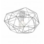 Globen Lighting Plafond Diamond Krom Globen Lighting