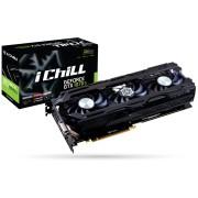 VGA Inno3D iChill GeForce GTX 1070 Ti X3, nVidia GeForce GTX 1070 Ti, 8GB 256-bit GDDR5, do 1683MHz, DP 3x, DVI-D, HDMI, 36mj (C107T3-1SDN-P5DN)