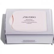 Shiseido Generic Skincare Refreshing Cleansing Sheets toalhitas desmaquilhantes para limpeza profunda 30 un.