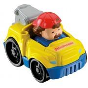 Little People Wheelies Car Tow Truck