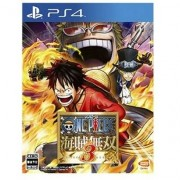 Game Ps4 One Piece: Pirate Warriors 3 - Unissex