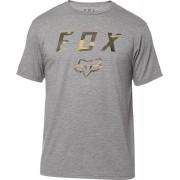 FOX Cyanide Squad SS Tech Tee T-Shirt Grå M