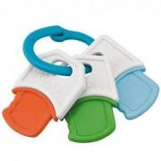Бебешка играчка - гризалка - Меки ключове, 63281 Chicco, 072141