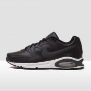 NIKE Air max command leather sneakers zwart heren Heren - zwart - Size: 42
