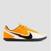 NIKE Mercurial vapor 13 club ic voetbalschoenen oranje/wit kinderen Kinderen - oranje/wit - Size: 34