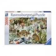 Пъзел Ravensburger 3000 елемента,Океания, 7017068