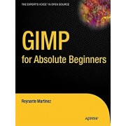 Gimp for Absolute Beginners, Paperback/Jan Smith
