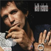 Video Delta Keith Richards - Talk Is Cheap - CD