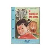 Le jugement des bêtes - Paule Billon - Livre