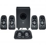 Boxe Z506, 5.1, 75W RMS, Negru