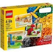 LEGO Classic Creative Brick Box,XL (Multicolour)- Set of 1600pcs