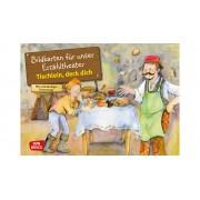 Don Bosco Bildkarten: Tischlein, deck dich!
