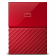 Disco 2.5 Ext USB 3.0 3TB WD My Passport Red LUMEN