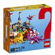 LEGO Building Bigger Thinking de bodem van de oceaan 10404