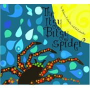 The Itsy Bitsy Spider, Hardcover/Rebecca Emberley