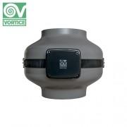 Ventilator axial de tubulatura Vortice CA 150 MD E, debit 550 mc/h