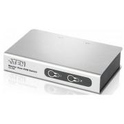 Switch KVM Aten CS72ECZ-AT, 2 porturi PS2