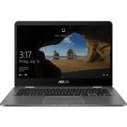 """Лаптоп ASUS ZenBook Flip 14 UX461FN-E1026T - 14"""" FHD Touch, Intel Core i7-8565U, 8GB, Slate Grey"""