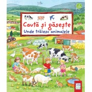 UNDE TRAIESC ANIMALELE - EDITURA CASA (ED-143861)