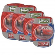 Set cotiere si genunchiere Disney Cars Stamp
