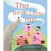 The Three Little Pigs, Hardcover/Mei Matsuoka