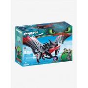 Playmobil 70039 Garramorte com fuligem, da Playmobil vermelho escuro liso