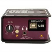 Radial USB-Pro USB estéreo-DI-Box