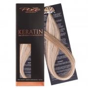 Poze Standard Keratin Extensions Ash Mix 8A/10NV - 50cm