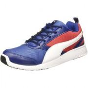 Puma Fettle Mesh Men's Grey Running Shoes