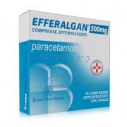 Bristol-Myers Squibb Srl Efferalgan 500 Mg Compresse Effervescenti 16 Compresse