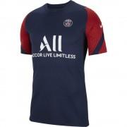 Nike Paris Saint Germain Trainingsshirt 2020-2021 - Donkerblauw - Size: Medium