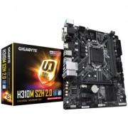 Gigabyte P?yta g?ówna H310M S2H 2.0 2DDR4 s1151 HDMI/DVI u-ATX