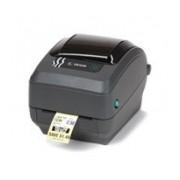 Zebra GK420t, Impresora de Etiquetas, Transferencia Térmica, Alámbrico, 203DPI, Negro