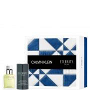 Calvin Klein Eternity For Men Confezione 50 ML Eau de Toilette + 75 GR Deodorante Stick