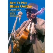 How to Play Blues Guitar: Lesson 1 [DVD] [2006]