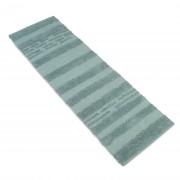 Dille&Kamille Tapis, coton, vert céladon, 60 x 180 cm