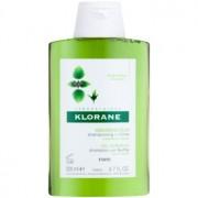 Klorane Nettle șampon pentru par gras 200 ml