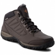 Туристически COLUMBIA - Ruckel Ridge Chukka WP Omni-Heat BM5524 Cordovan/Bright Copper 231